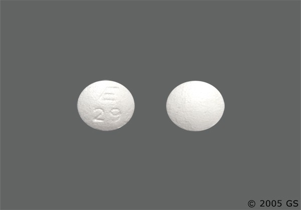 Photo of the drug Norpramin.