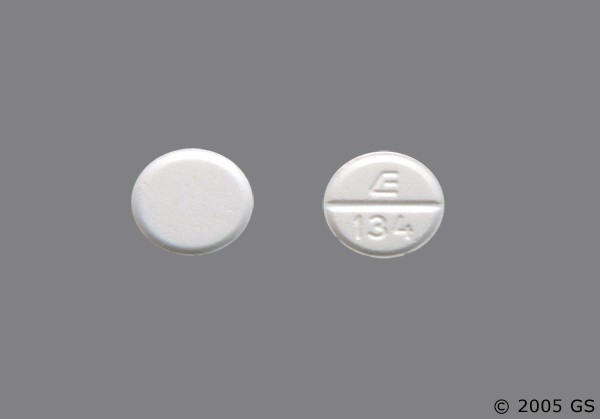 Photo of the drug reserpine (generic name(s): RESERPINE).