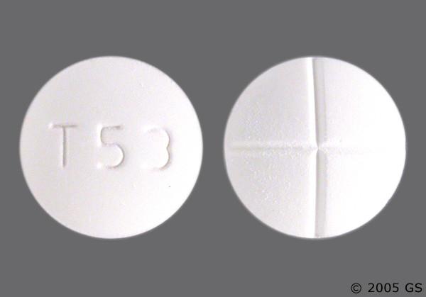 Photo of the drug Diamox Sequels (generic name(s): ACETAZOLAMIDE).