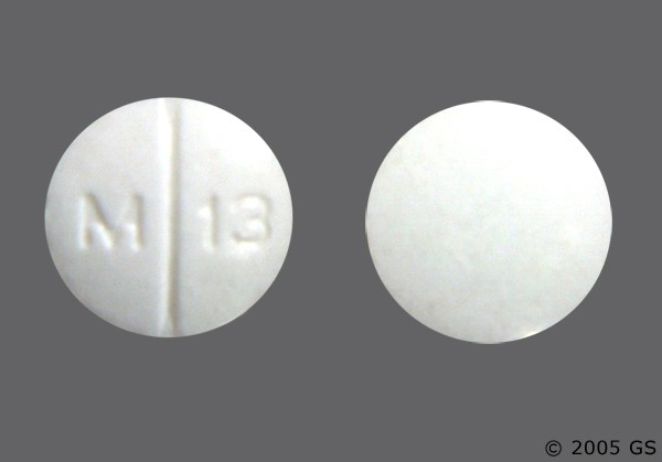 Photo of the drug tolbutamide (generic name(s): TOLBUTAMIDE).