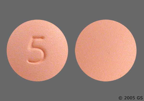 Photo of the drug Citalopram.