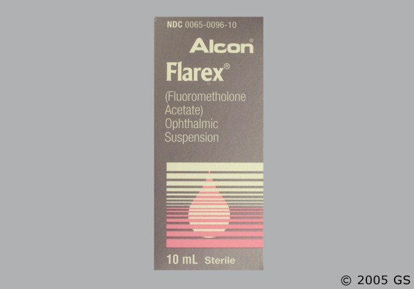 Photo of the drug Flarex.