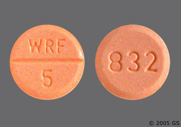 Photo of the drug Jantoven (generic name(s): WARFARIN).