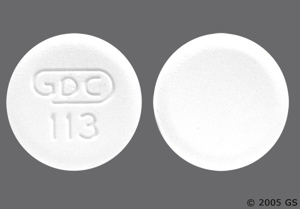 Photo of the drug Calcium Antacid.