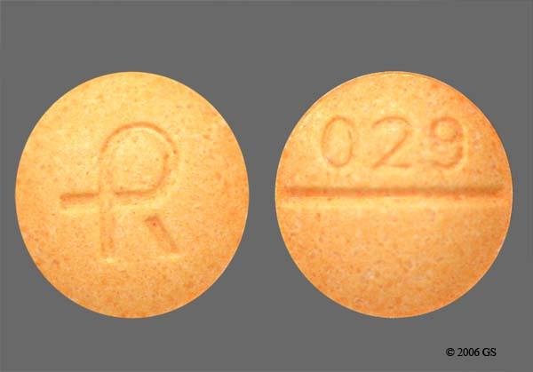 Photo of the drug Xanax (generic name(s): ALPRAZOLAM).