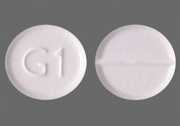 Photo of the drug Glycopyrrolate.