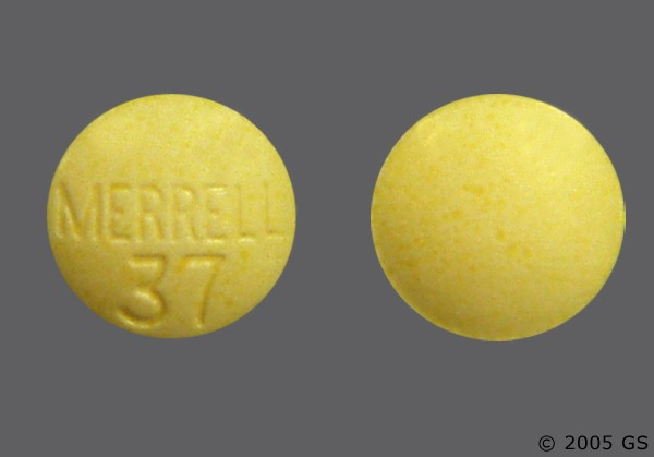 Photo of the drug Cantil.