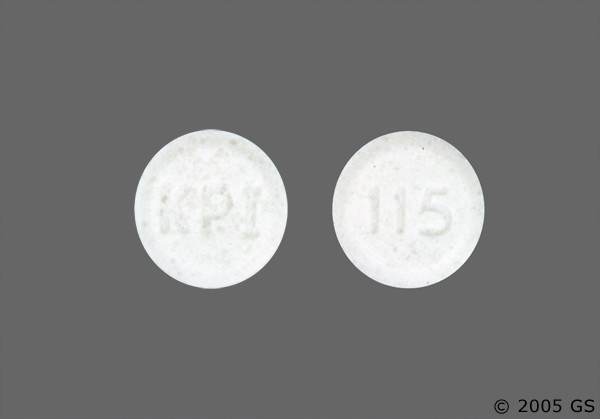 Photo of the drug Cytomel (generic name(s): LIOTHYRONINE).