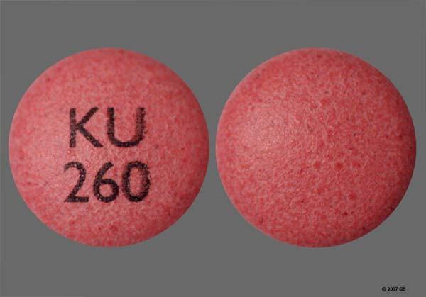 Photo of the drug Procardia Xl (generic name(s): NIFEDIPINE).