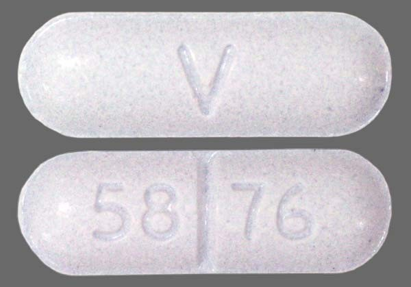 Photo of the drug Sotalol.