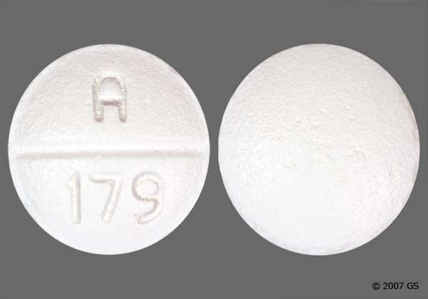 Photo of the drug Kerlone.