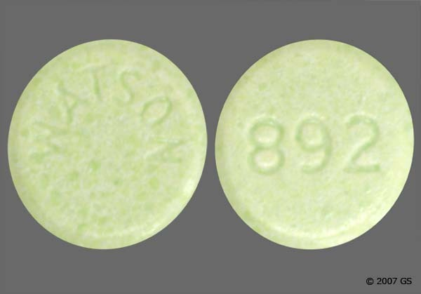 Photo of the prescription drug Nora-be.