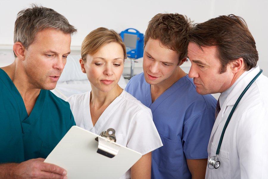 дискуссия врачей
